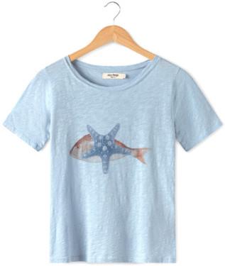 Nice Things Fish Star Fish T Shirt - S