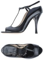 Nicole Brundage High-heeled sandals