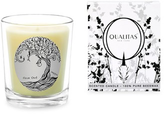 Qualitas Candles Fleur Oud Scented Beeswax Candle