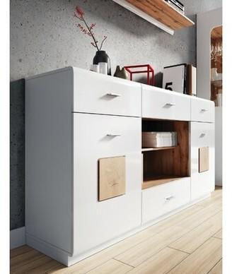 Corrigan Studio Vicente Wood Sideboard