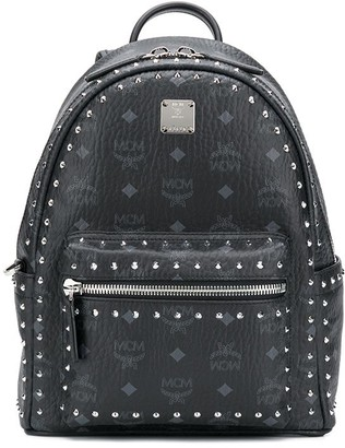 MCM Stark Visetos-print backpack