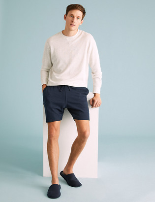 Marks and Spencer Waffle Loungewear Shorts