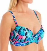 Seafolly Damen Free Spirit Ring Front Bralette Bikinioberteil