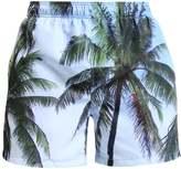 Gant PALM BEACH Swimming shorts topaz blue