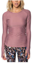 O'Neill Women's Baja Light Layer Top - Mesa Rose Baselayers