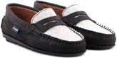 Atlanta Mocassin Atlanta Moccasin Leather Loafer