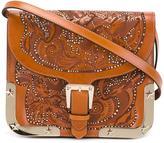 RED Valentino embossed shoulder bag