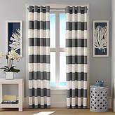 Nautica Cabana Stripe Cloud Curtain Panel Set