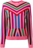 Chinti and Parker striped knit jumper - women - Cashmere - XS