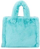 Stand Lolita Medium Faux-Fur Tote Bag