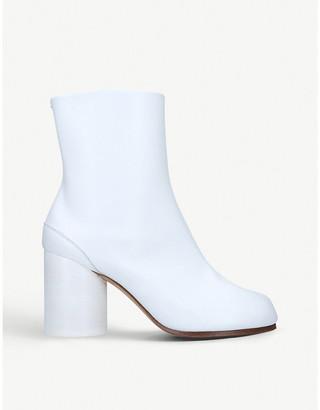 Maison Margiela Tabi leather split-toe boot