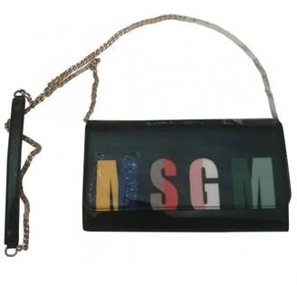 MSGM Multicolour Leather Clutch bags