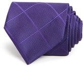 Armani Collezioni Diamond Check Classic Tie