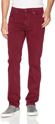 Joe's Jeans Men's Brixton Straight and Narrow Jean in Mccowen Colors