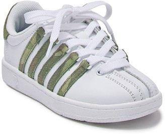 K-Swiss Classic Sneaker (Toddler & Little Kid)