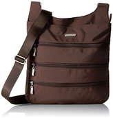 Baggallini Big Zipper Bagg JAV Cross-Body Bag