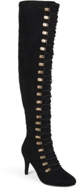 Journee Collection Women's Wide Calf Trill Boot Women's Shoes