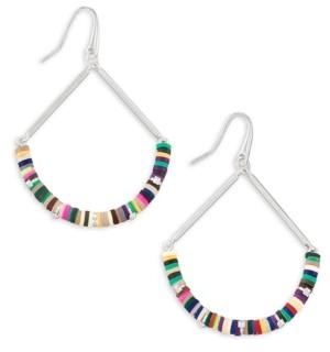 Kendra Scott Disc-Bead Fan Drop Earrings
