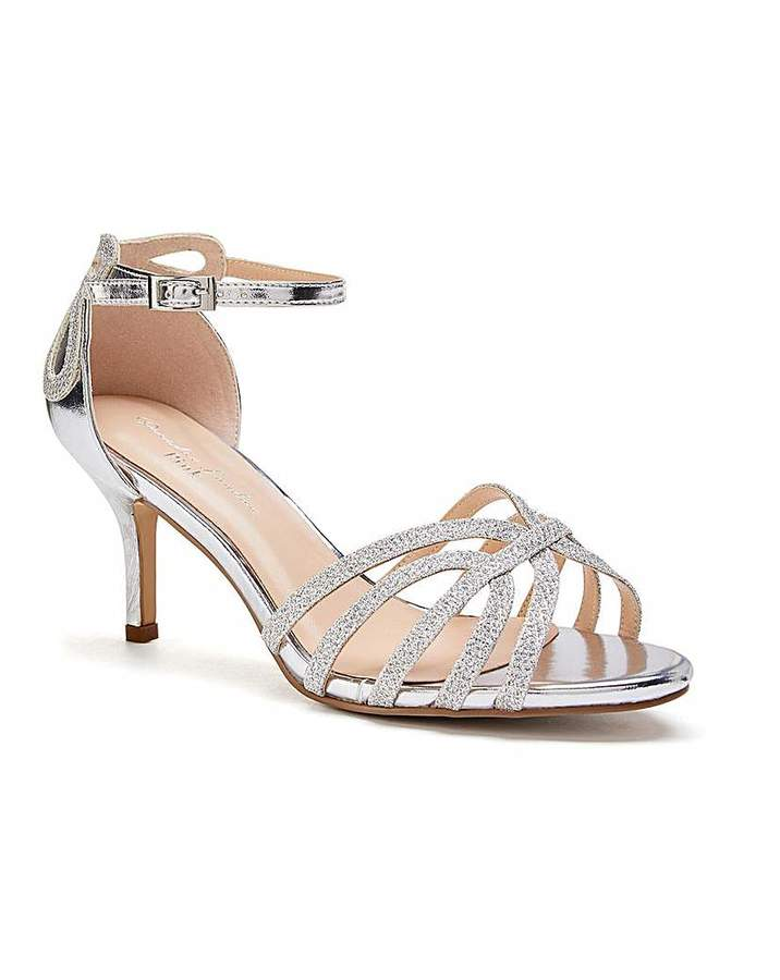 ef44411b3c Silver Wide Fit Shoes - ShopStyle UK