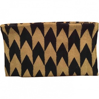 Sophie Anderson Beige Cloth Clutch bags