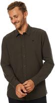 Swell Culture Ls Shirt Green