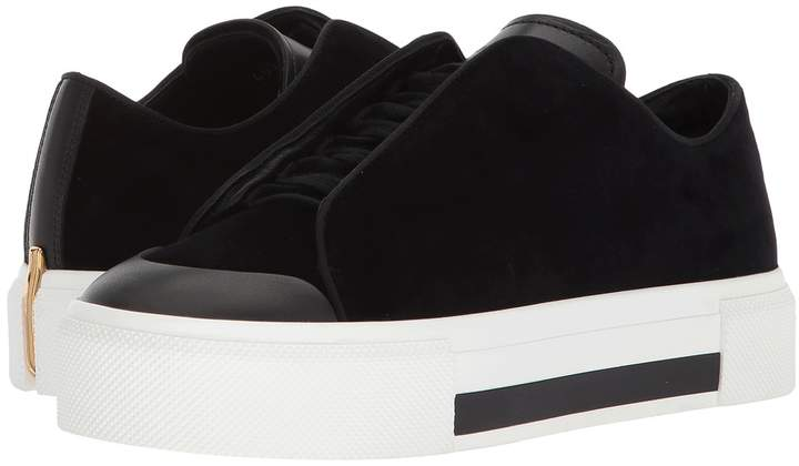 Alexander McQueen Low Cut Lace-Up Sneaker Women's Lace up casual Shoes