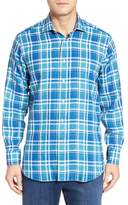 Robert Talbott Men's Crespi Iv Tailored Fit Sport Shirt