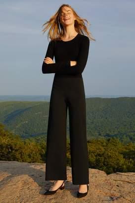 Mansur Gavriel Wool Milano Trousers - Black