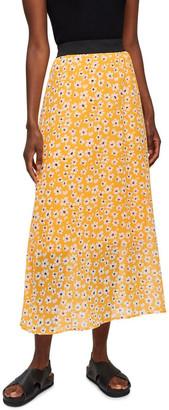 Selected Fleura Ankle Skirt