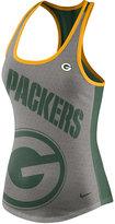 Nike Women's Green Bay Packers Touchdown Tank