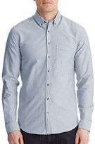 Tiger of Sweden Richie 2 Button-Down Oxford Shirt