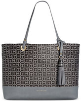 Tommy Hilfiger Grace Coated Shopper