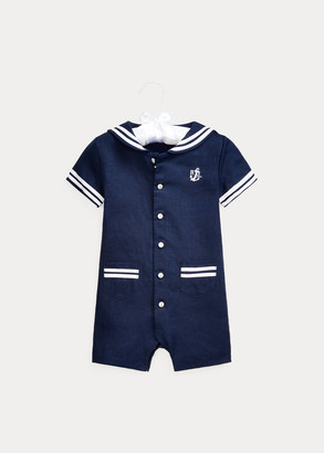 Ralph Lauren Sailor Linen Shortall