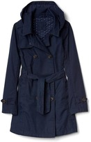 Gap Tie-waist trench coat