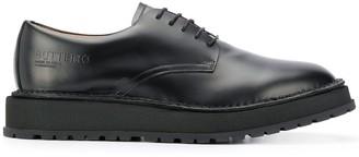 Buttero Bolero leather derby shoes