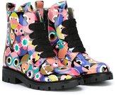 Fendi Bag Bugs boots