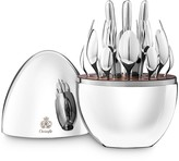 Christofle Mood 24-Piece Flatware Set