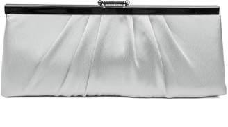Jessica McClintock GUNNE SAX BY Gunne Sax by Pleated Clutch Evening Bag