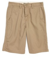 Vans Boy's Authentic Walk Shorts