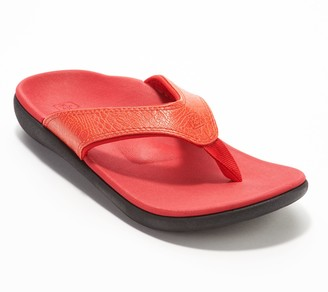Spenco Red Women's Sandals on Sale
