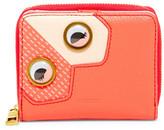 Fossil Emma Leather Eye Mini Multi Bi-Fold Wallet