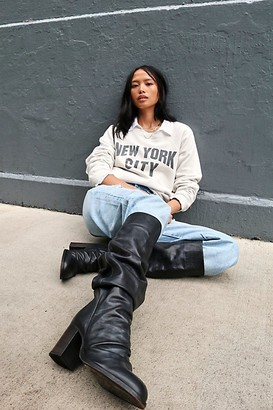 Fp Collection Elle Tall Slouch Boots