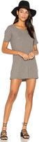 Michael Lauren Eden Mini Dress in Gray. - size M (also in )