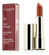 Clarins Joli Rouge Long-Wearing Moisturizing Lipstick 701 Orange Fizz