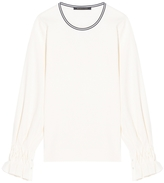 Mother of Pearl Cora Long Sleeve Top