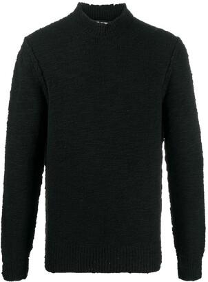 Dolce & Gabbana Long-Sleeved Knitted Jumper