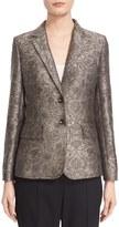 Max Mara Women's 'Siberia' Jacquard Jacket