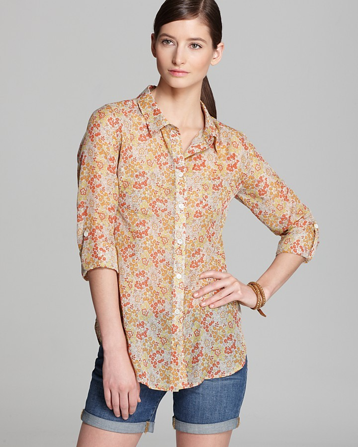 Vince Camuto Two by Western Utility Shirt