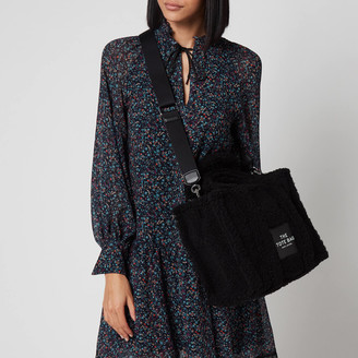 Marc Jacobs Women's The Teddy Tote Bag - Black