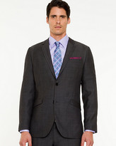Le Château Wool Blend Contemporary Fit Blazer